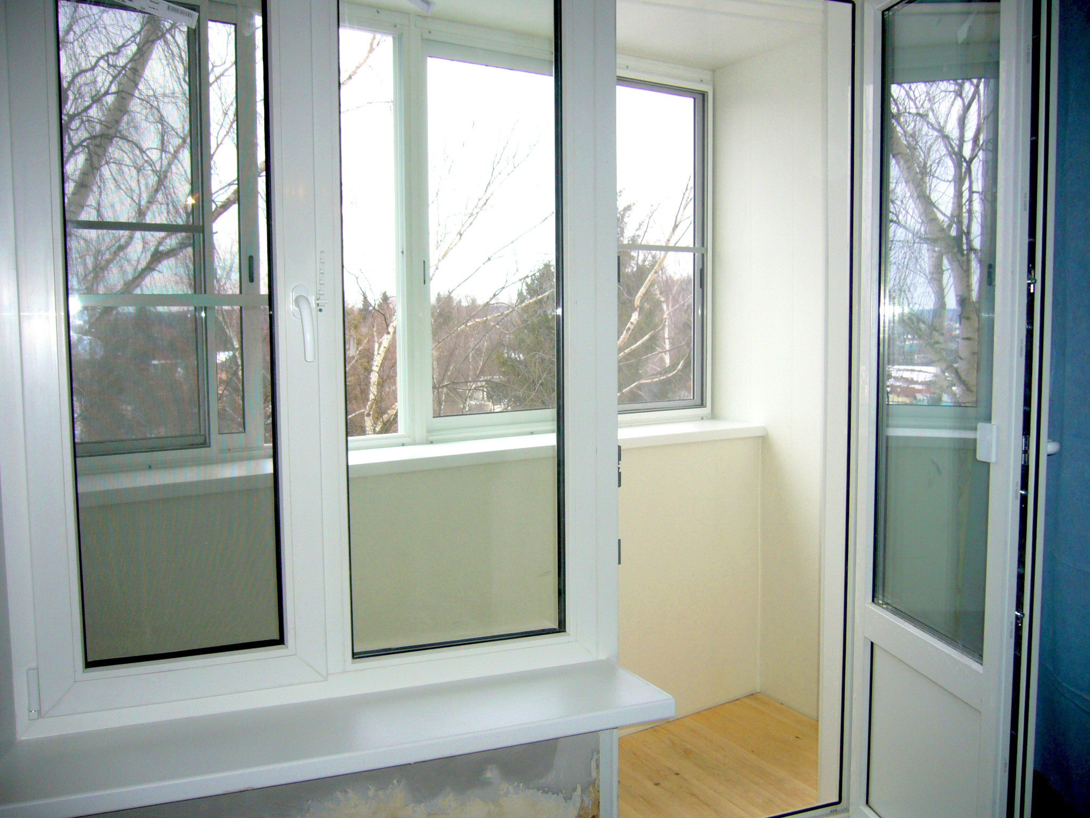 Размеры и цены пластиковых окон в хрущевской пятиэтажке - ск.